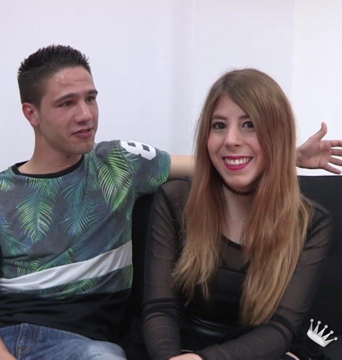 Kings Porno - Rena Reindeer,Coto Monstercock - Una sorpresa muy especial para el novio de Rena, ?su primer -lesbico! (o no)  [HD 720p]