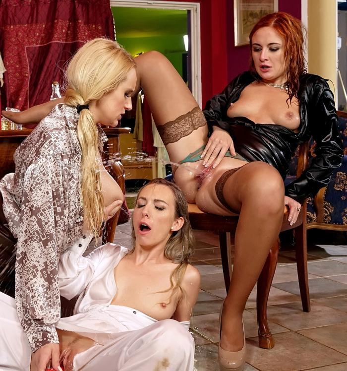 SinDrive: Just Wanna, Angel Wicky - Girls Just Wanna Have A Lot Of Fun! Wet and Slippery and Filthy and Now!!! All You Can Get! Even No Cocks,It Still Really Rocks  [HD 720p]  (Pissing)