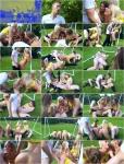 Tamara Grace, Lucia Love, Michelle Thorne, Mila Milan - Team Tits [SD 480p] - BigTits Sport