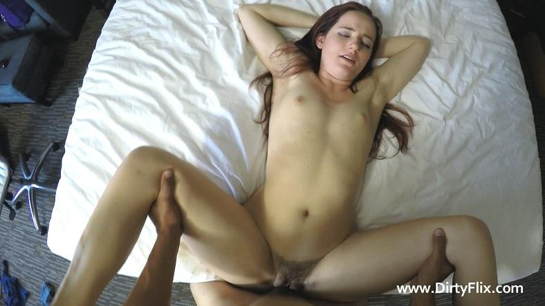 Maci - POV Sex And Doggystyle Cumshot (28-06-2016) [DirtyFlix / SD]