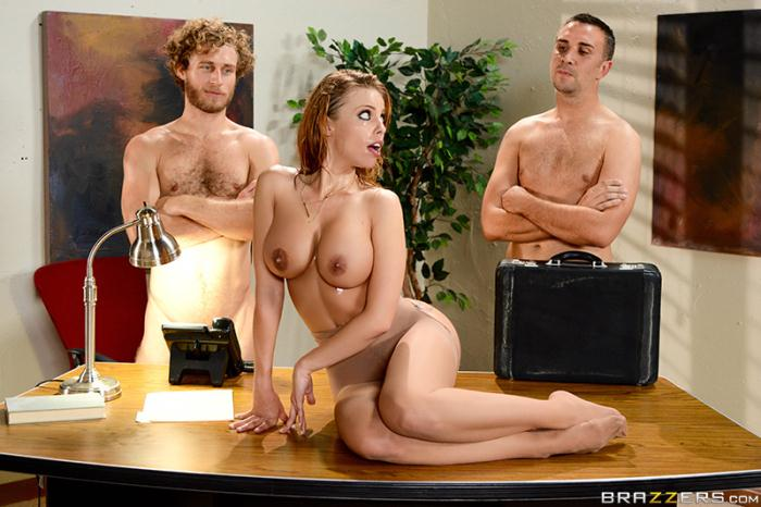 BBLIB - Britney Amber - The Interview: Round 2  [SD 480p]