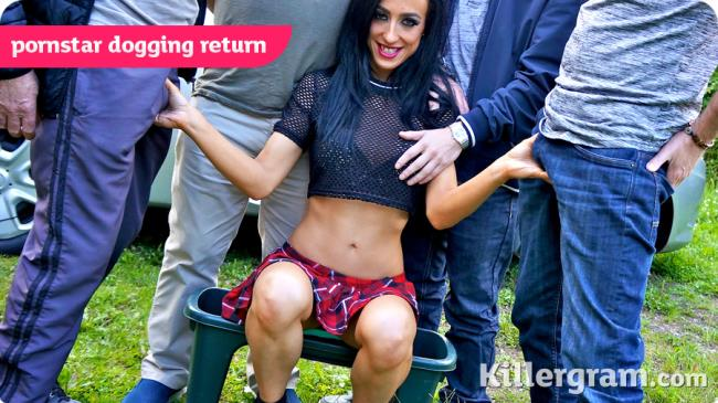 Killergram: Skyler Mckay - Pornstar Dogging Return (HD/2016)