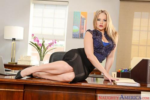 Alexis Texas (Blonde with Big Ass / 01.07.16) [NaughtyAmerica / SD]