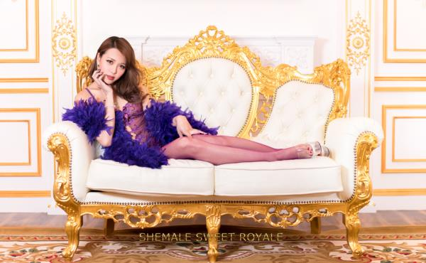 Heydouga: Shemale Sweet Royale Megumi - Shemale Sweet c (2016/FullHD)