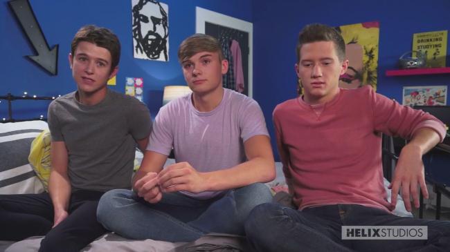 Helix: Evan Parker, Tyler Hill & Finn Carson (HelixStudios) FullHD 1080p
