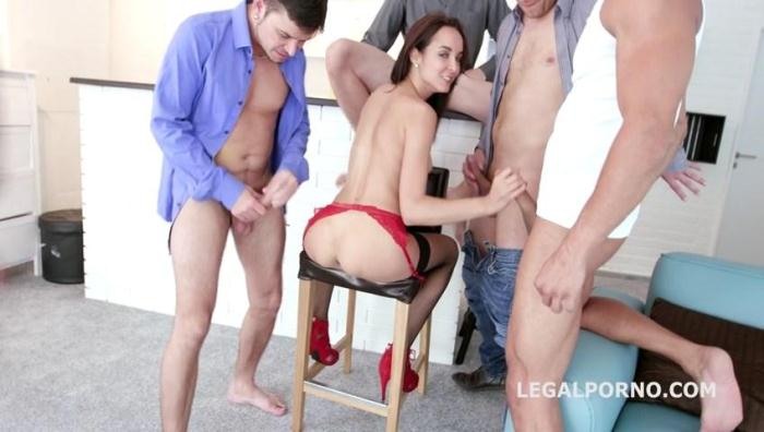 LegalPorno.com - 8on2 Belle Factor part 1 - DP/ DAP/ TAP/ BBC/ INTERRACIAL/ AIRPLANE/ GAPES/ GANGBANG GIO205 (Group sex) [SD, 480p]