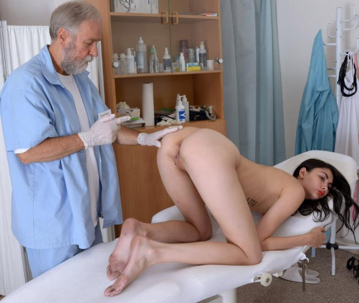 Anna Jolie - 23 years girl gyno exam [HD 720p] Gyno-X.com