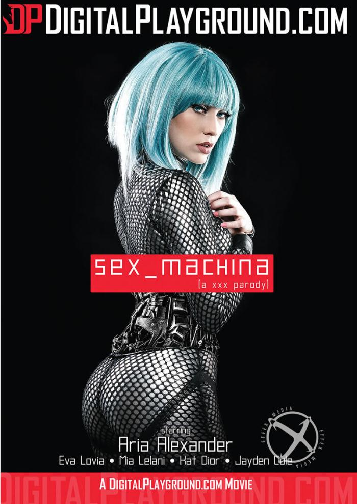 Sex Machina [DVDRip] [Digital Playground]