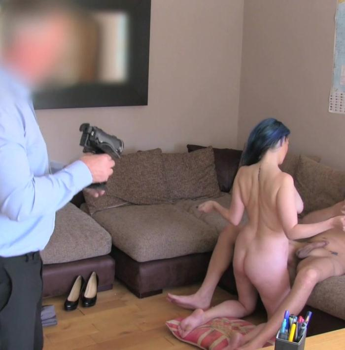 FakeAgentUK: Chris, Jojo - Horny Couple Want to Fuck on Camera  [HD 720p]  (Casting)