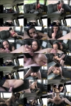 John, Skyla- Petite Brunette Gets Creampied  [HD 720p] Sex in Taxi