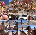 Agnessa, Carla, Leila - Real Sex Party On The Sunny Beach Part 2 (2013) [HD/720p/MP4/788 MB] by Gerrard1892