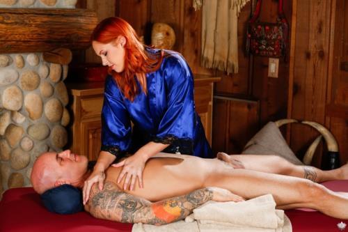 Edyn Blair - Balls And Body (Massage Porn) [SD 544p]