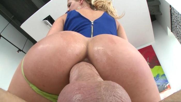 Cherie DeVille - Hot MILF gets hard anal sex [SD/400p/MP4/569 MB] by XnotX