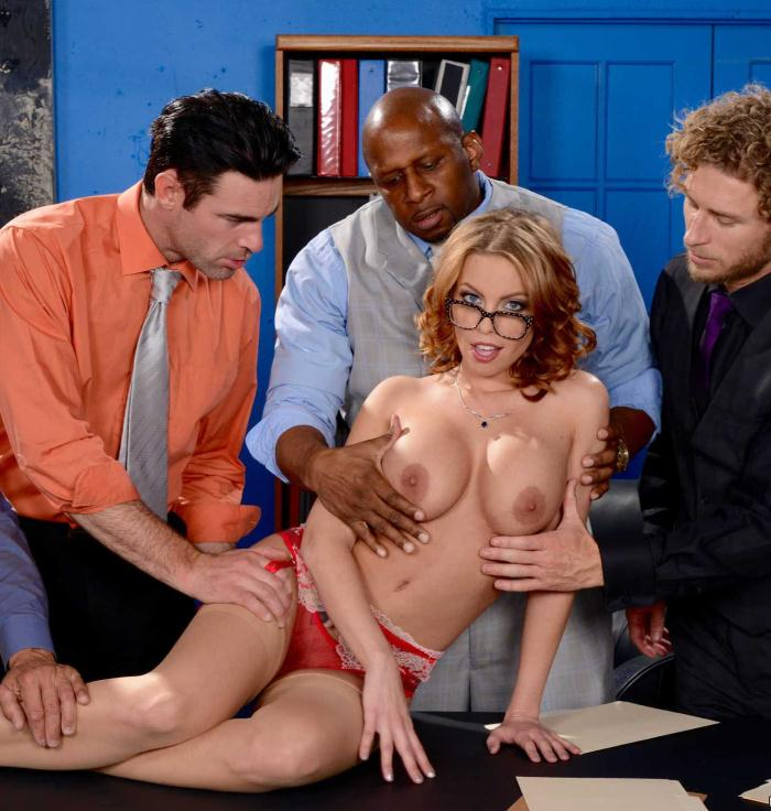 PornStarsLikeItBig/Brazzers: Britney Amber - The Interview: Round 3  [HD 720p]