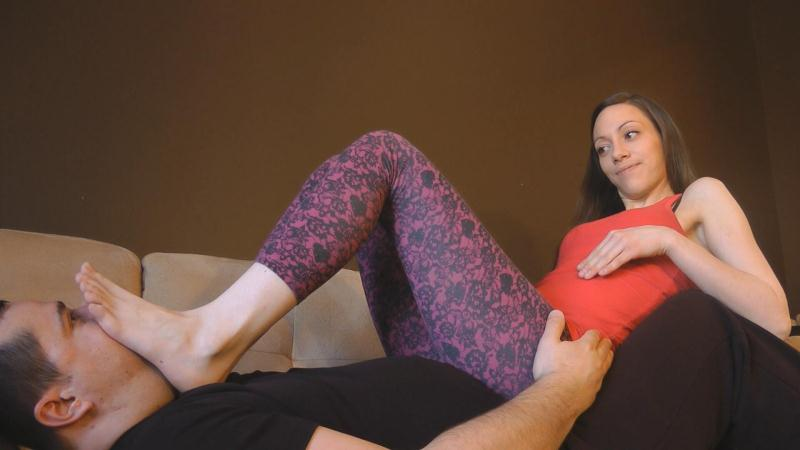 Audrey's Relaxation [Clips4sale, Dreamgirls In Socks / HD]