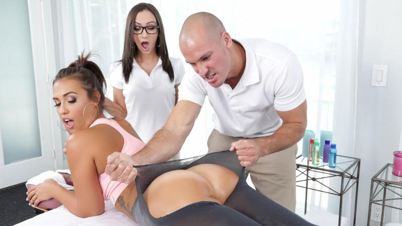 DirtyMasseur - Kelsi Monroe, Lily Jordan - What the Client Wants, the Client Gets [2016 SD]