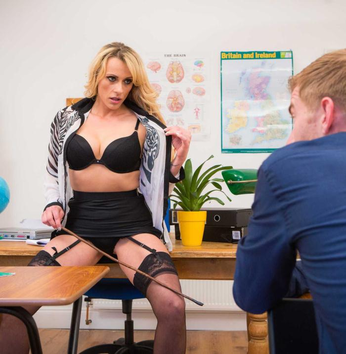 Brazzers: Brittany Bardot - The Submissive Sub  [HD 720p]  (MILF)