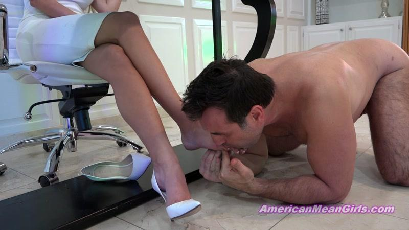 Goddess Brooke - Get In Here Office Boy (13 JULY 2016) [AmericanMeanGirls / FullHD]