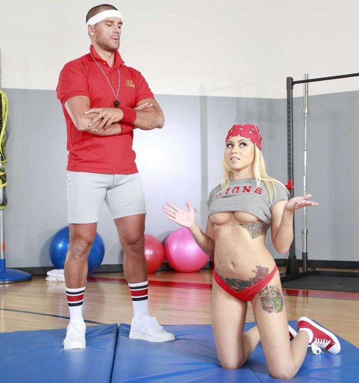 Brazzers: Marsha May - Push Ups Or Squats  [HD 720p]  (Big Tits)