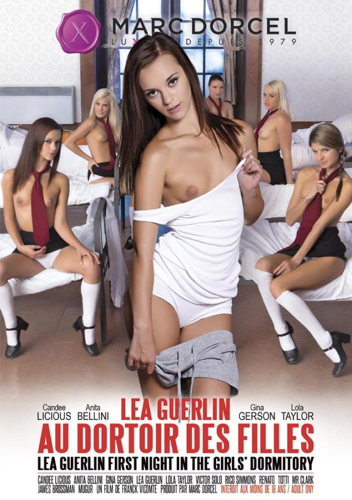 First Night In The Girls Dormitory [DVDRip  394p]