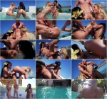 Kissa Sins, Morgan Lee - EPISODE 6: THREEWAY VISTA (26.07.2016) [Sinslife / SD]