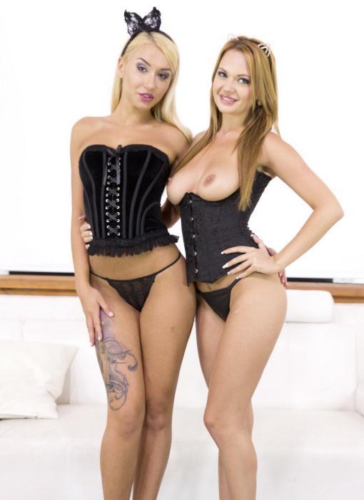 Katrin Tequila, Emily Thorne - Russian sluts Katrin Tequila & Emily Thorne interracial foursome with intense DP RS249 (2016) [HD/720p/mp4/1.70 GB] by Marik