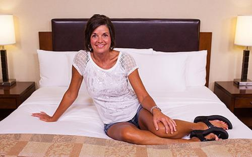Tessa - 48 year old amateur southern swinger (2014/SD)