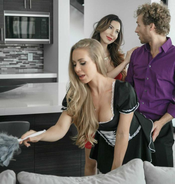 BigTitsAtWork/Brazzers: Nicole Aniston - The Perfect Maid 2  [HD 720p]