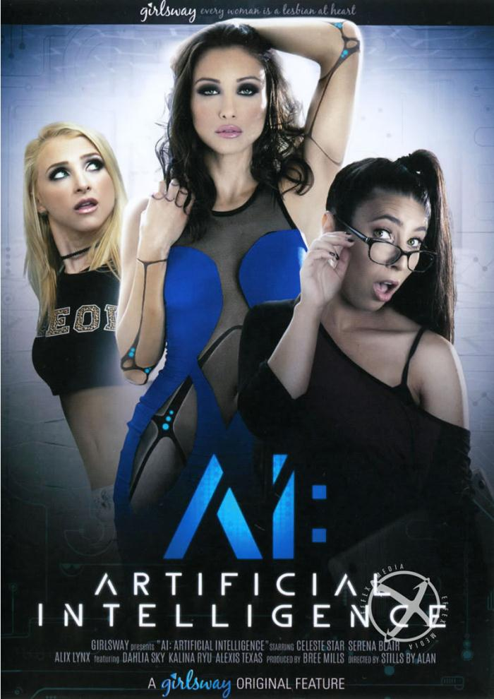 AI: Artificial Intelligence  (Movies) [DVDRip/1.24 GiB] - 400p