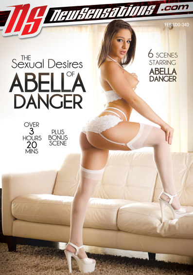 New Sensations: Abella Danger, James Deen, Tommy Gunn, Mick Blue, Stallion - The Sexual Desires Of Abella Danger [WEBRip/SD 540p]