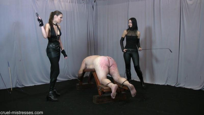 Cruel-Mistresses.com: Pitiful And Worthless [HD] (1.47 GB)