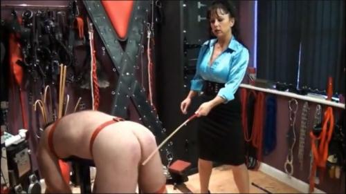 Lady Rochester - 150 Strokes - That'll Teach Him! [SD, 540p] [Clips4sale.com] - Femdom