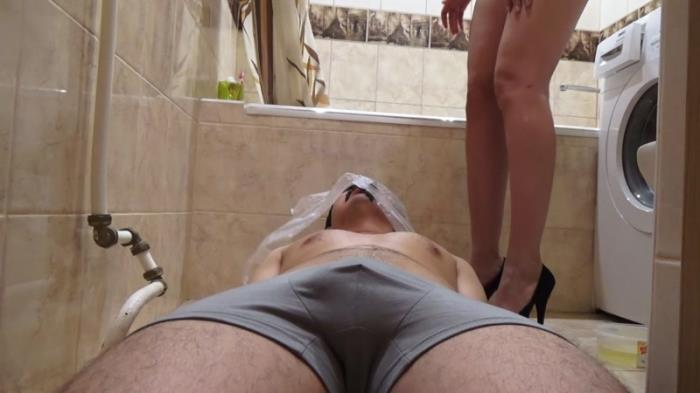 My toilet slave - Femdom - Extreme Fisting (SCAT / 27 Aug 2016) [FullHD/1080p/MP4/715 MB] by XnotX