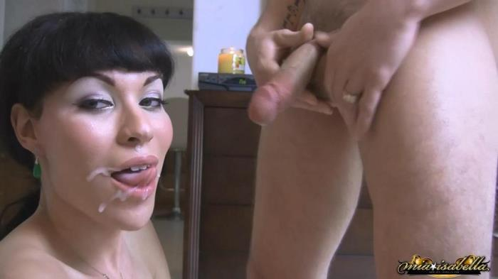 Mia-Isabella: Mia Isabella - Cum on my Face [HD 720p]