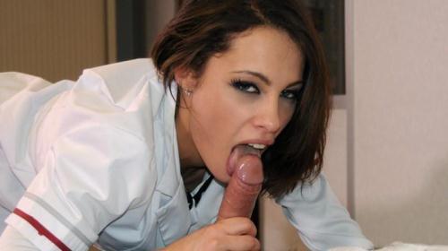 [Nikita Bellucci - Nikita, the naughty nurse anal fucked] SD, 540p
