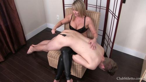 Controlled By Mommy's Love [FullHD, 1080p] [ClubStiletto.com] - Femdom