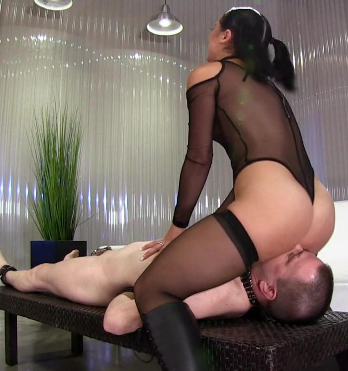 FemdomEmpire: Kristina Rose - Mucus Drenched Degradation  [FullHD 1080p]  (Femdom)