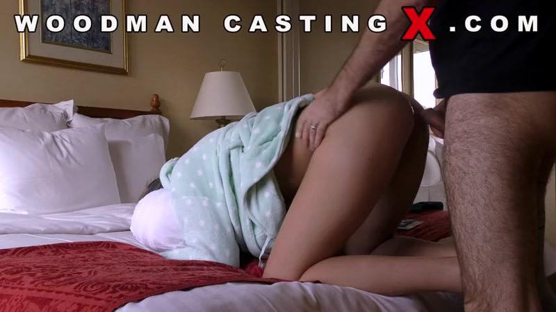 Eva Briancon - Casting Hard (13.02.2016) [PierreWoodman, WoodmanCastingX / SD]