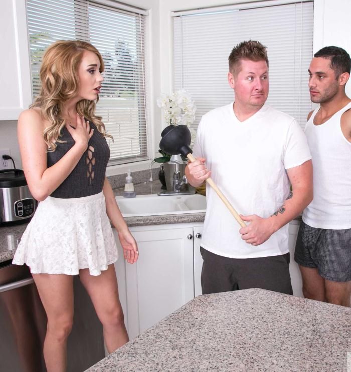 Hot Girlfriend - Blake Eden - Natural Tits  [HD 720p]