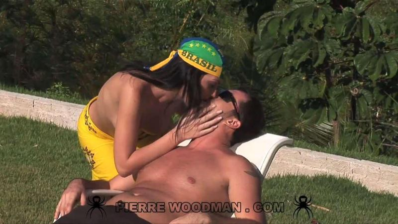 Roxy Panther (Hard - Amazonas sex with my man / 11.08.16) [WoodmanCastingX / FullHD]