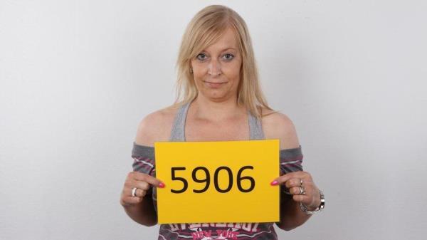 Olga (5906) - CzechCasting.com / Czechav.com (SD, 540p) [Casting, Talking, Interview, Posing, Blonde, Shaved Pussy, Piercing, MILF, Big Tits, Natural Tits, Lingerie, Oil, POV, Fingering, Handjob, Cum On Tits, Amateur, Czech]