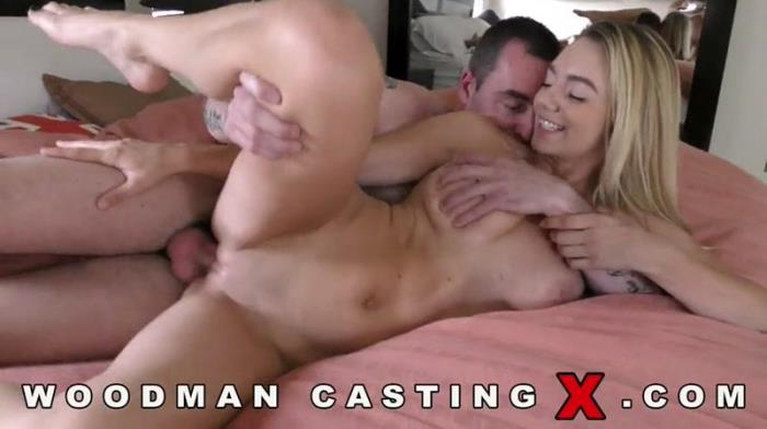 W00dm4nC4st1ngX.com - Anal with Molly Mae (Casting) [SD, 480p]