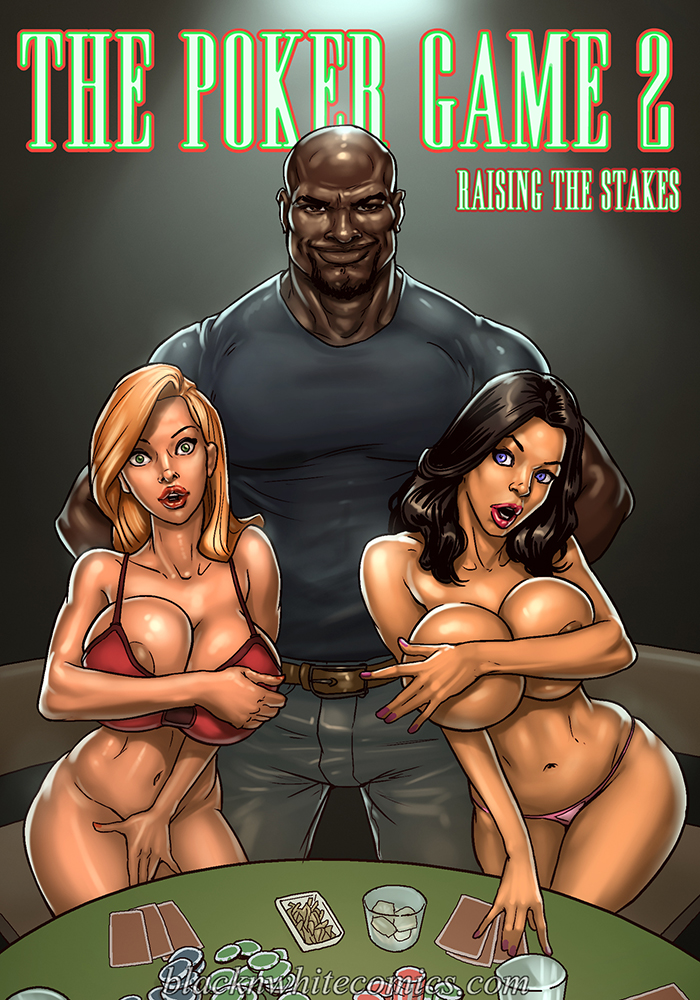 BlackNWh1tecomics – The Poker Game 2 Update