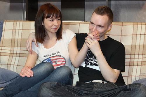 Diana and Den - Freshman teeny loves my Dick (2012/FullHD)