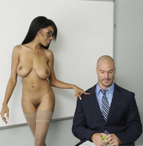 Sean Lawless, Brittney White - My Naked Boss [SD 480p] BigTitsAtWork.com