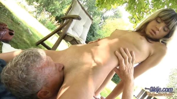 Gina Gerson - Old and young [HD, 720p]