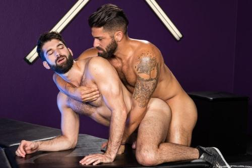 Bout To Bust, Scene 1 [HD, 720p] [RagingStallion.com] - Gay