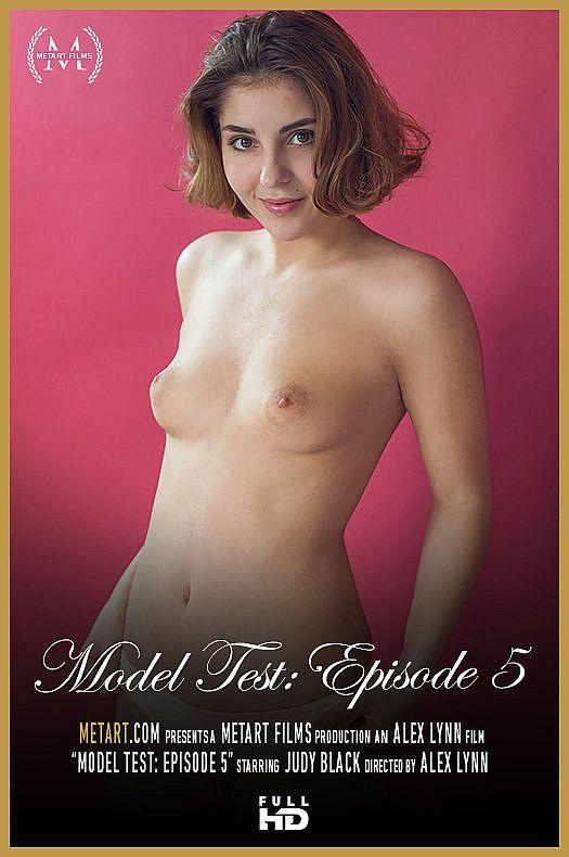 Met-Art: Judy Black - Model Test: Episode 5 (FullHD/2016)