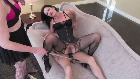 Femdom Porn: Miss Jasmine - Best Cuckold Training (FullHD/2016)