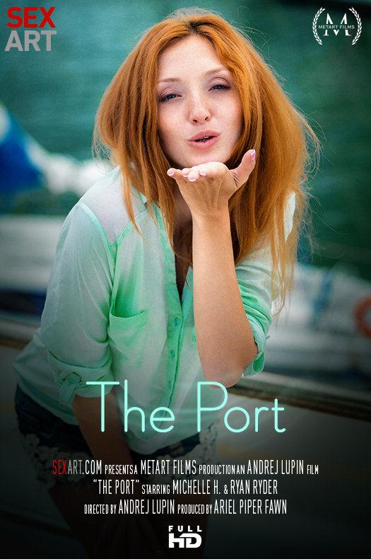 S3x4rt.com - Michelle H & Ryan Ryder - The Port (Russian) [SD, 360p]